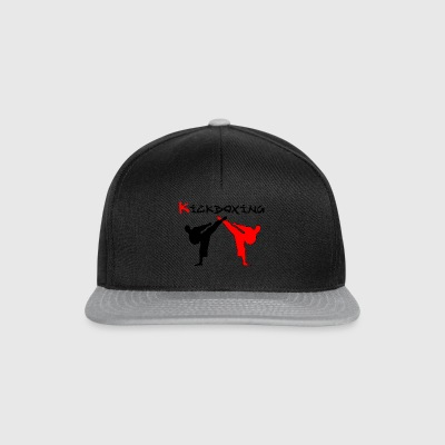 Kickboxer Fight MMA skygge Muy Thai - Snapback-caps