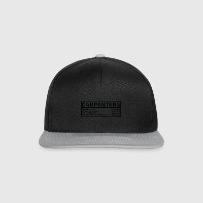 Zimmermann: Carpenters Rates - Snapback Cap