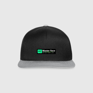 PC Master Race - Snapback Cap