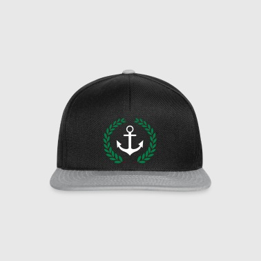 Anchor and crown - Snapback Cap