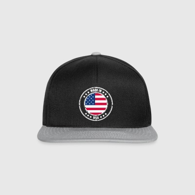 MADE IN USA - Snapbackkeps