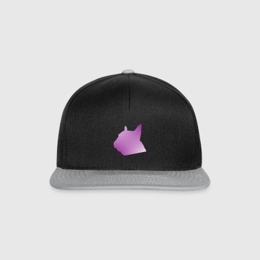 Frenchie Pink - Snapback Cap