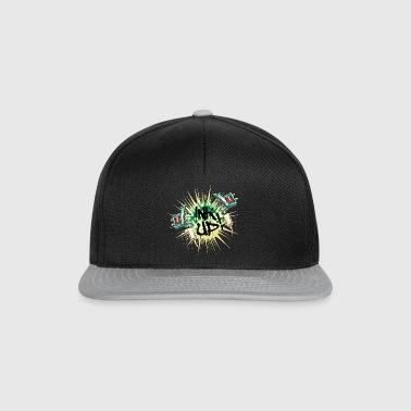Ink Up the Tattoo Shirt Gift - Snapback Cap