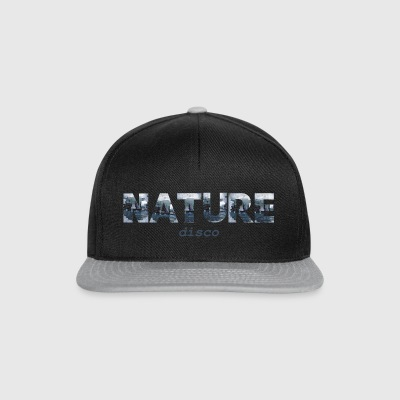 Disco Nature - Snapback Cap