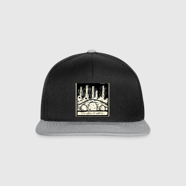 It's Grim Up North - Snapback Cap