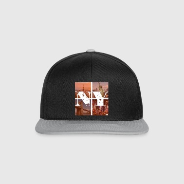 NEW YORK RED - Snapback Cap