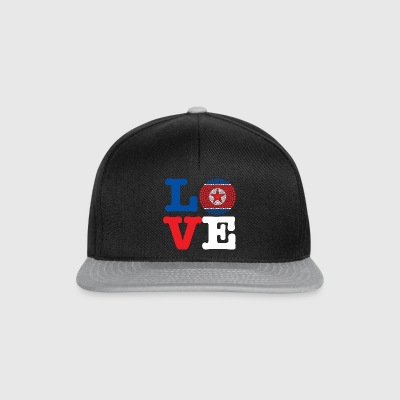 KOREA REP DEMO HEART - Snapback Cap