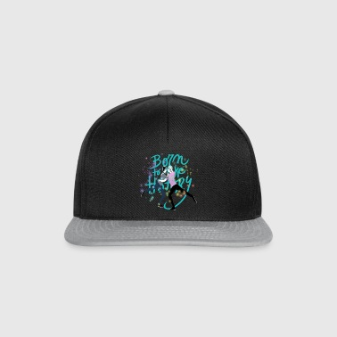 Born to make history evangelion - Snapback Cap