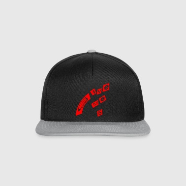 flowRoot3346 - Casquette snapback