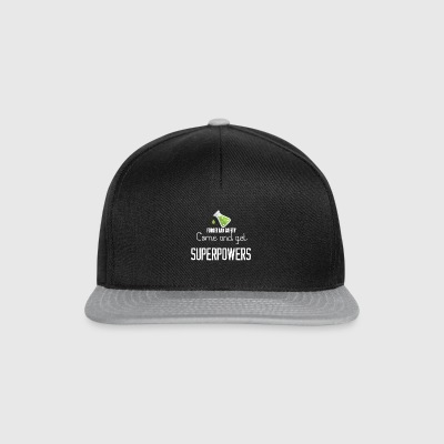 Forget lab safety - Snapback Cap