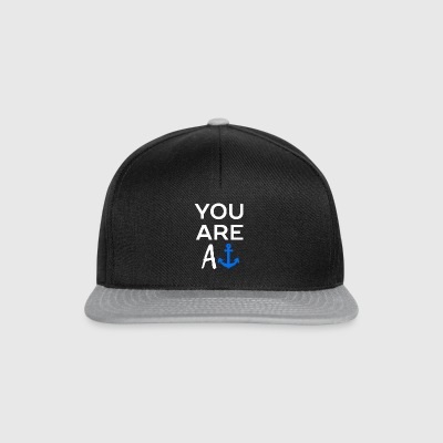 You are - Snapback Cap