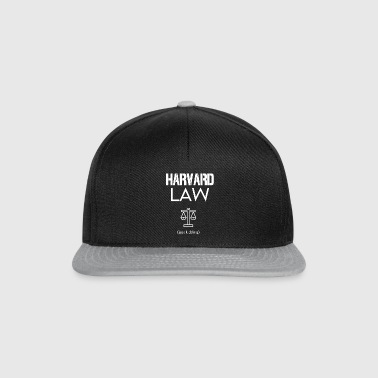 Harvard Law - Casquette snapback