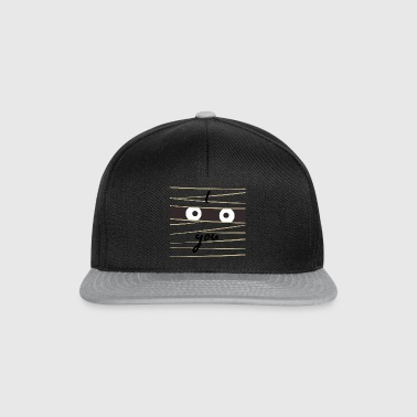 i´m watching you - Snapback Cap
