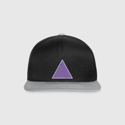 hope triangle - Snapback Cap
