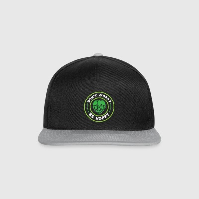 Craft Beer me fait Hoppy! - Casquette snapback