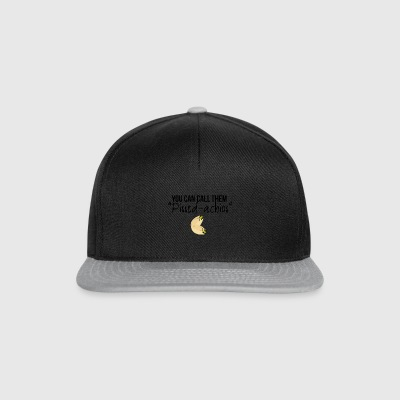 You can call them pissed-achios - Snapback Cap