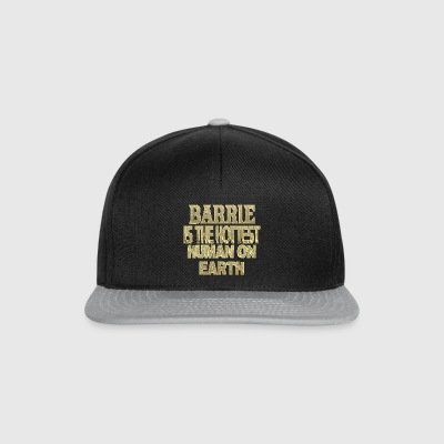 Barrie - Casquette snapback