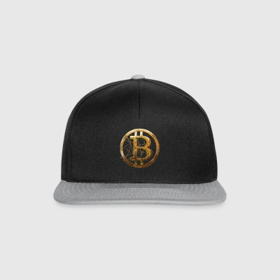 crypto currency - Snapback Cap