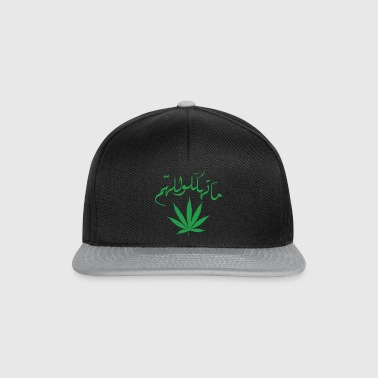 feuille - Casquette snapback