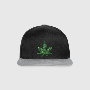 mauvaise herbe - Casquette snapback