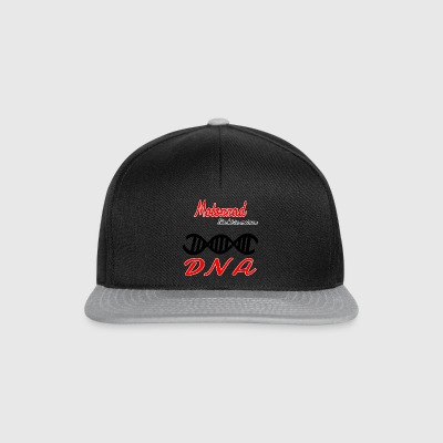 Plug in my DNA hobby motorcycle - Snapback Cap
