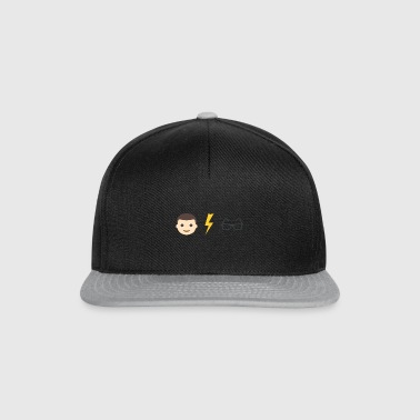 Harry emoji - Snapback Cap