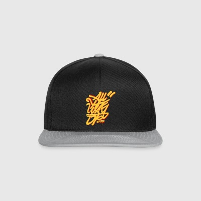 All the way up - Casquette snapback