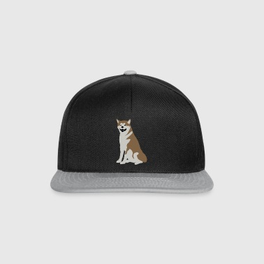 Dog Puppy Dog Drawing Animal Heart Naughty - Snapback Cap