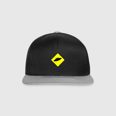 Attention UFO - Snapback Cap