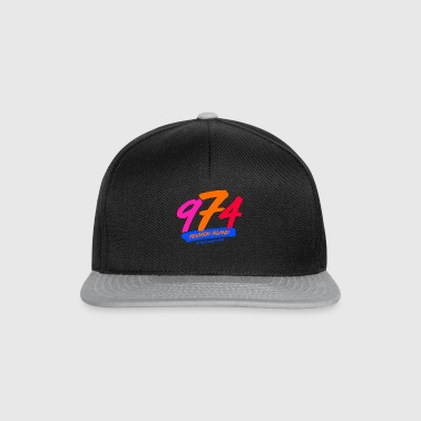 Collection 974 REUNION ISLAND - Casquette snapback