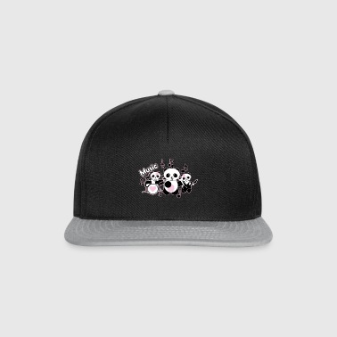music band - Snapback Cap