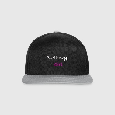 Compleanno - Birthday Girl - Snapback Cap