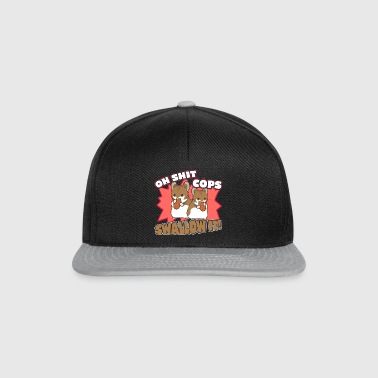 Hamster - avalent - Casquette snapback