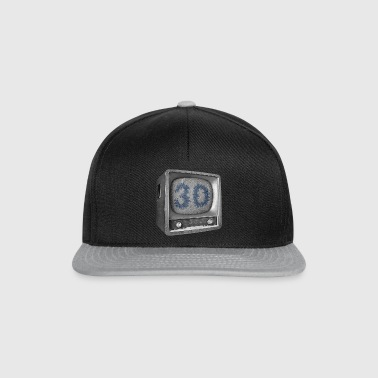 Date of birth 30 years - Snapback Cap