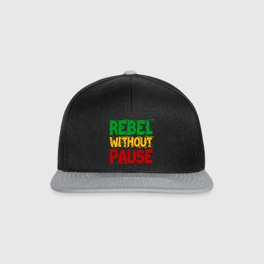 Rebell ohne Pause - Snapback Cap