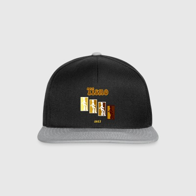 Boogie Oogie - Edition Tisno - Casquette snapback