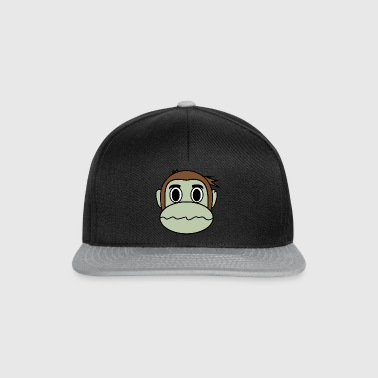 Monkey collection - Snapback Cap