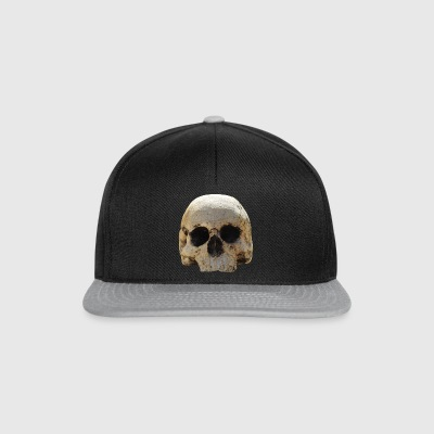 piratenschip boot piratenschip skull1 - Snapback cap