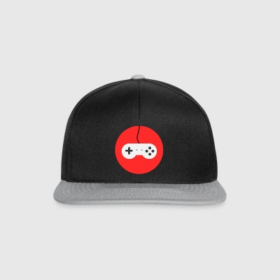 Video Game Controller - Snapback cap