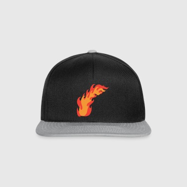 flamme - Casquette snapback