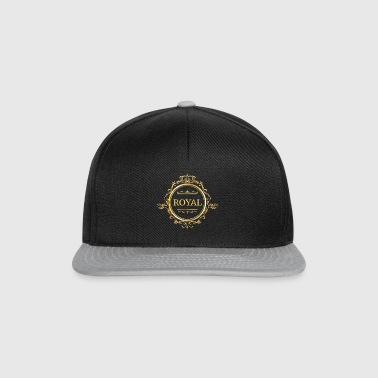 Just Be Royal. - Snapback Cap