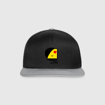 Emo Boy: Teenager-Liebe - Snapback Cap