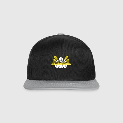 bowler bowling hold bowlerin strejke 9 - Snapback Cap