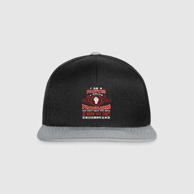 gift solve problems know PAINTER 1 - Snapback Cap