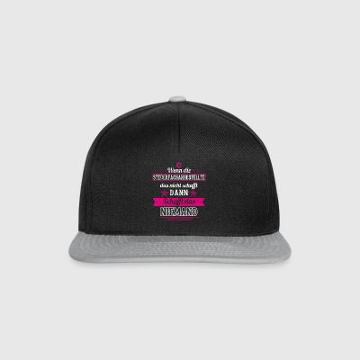 GIFT DOES NOT MAKE THIS TAX OFFICER - Snapback Cap