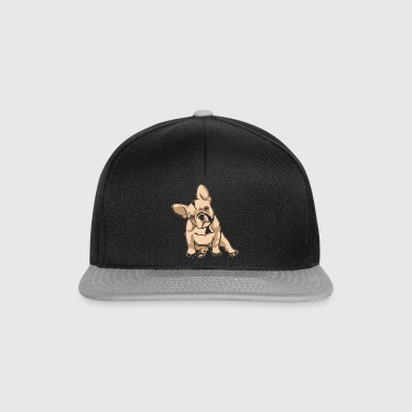 French Pit Bull - Snapback Cap