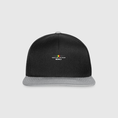 trust me from proud gift MALI - Snapback Cap