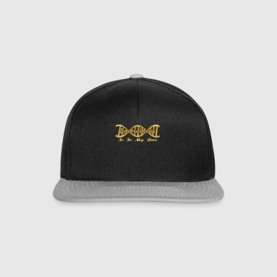 Dna dns evolution hobby geschenk Embroidery - Snapback Cap