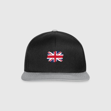 Roots Roots Flag Homeland Country England png - Snapback Cap