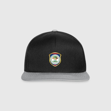 World Champion Champion 2018 wm team Belize png - Snapback Cap